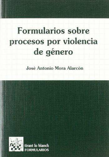 9788484564829: Formularios sobre procesos por violencia de género + Cd-Rom