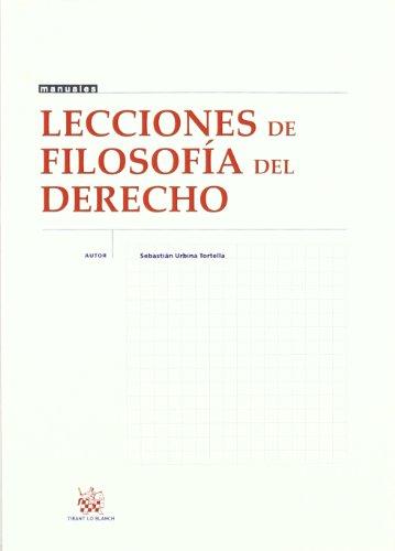 9788484565413: Lecciones de Filosofía del Derecho