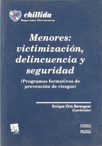 9788484566304: MENORES: VICTIMIZACION, DELICUENCIA Y SEGURIDAD.
