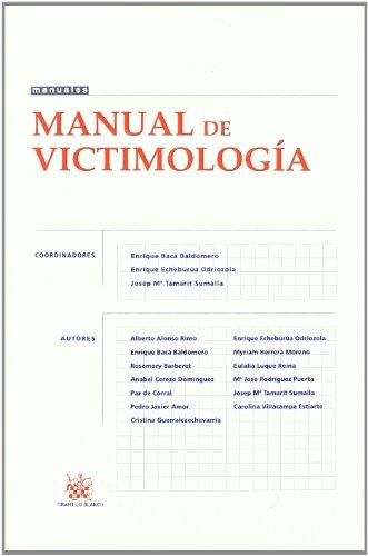 9788484566380: Manual de victimología