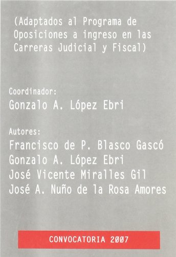 9788484568582: Cuestionarios Test de Derecho Procesal Civil y Penal
