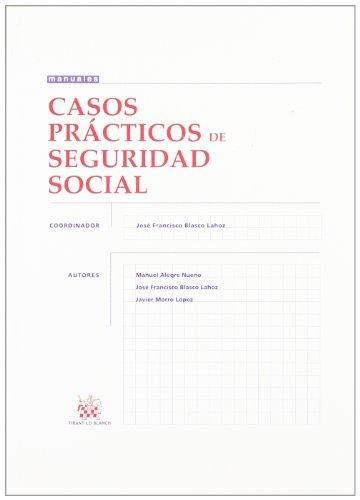 9788484569053: Casos prácticos de Seguridad Social