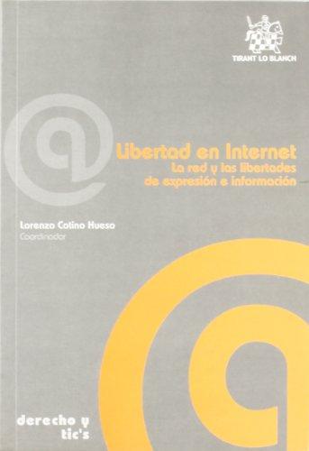9788484569435: Libertad en Internet