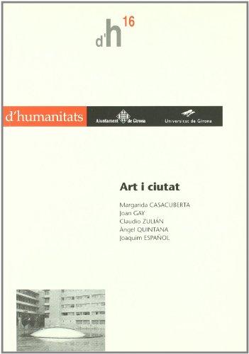 9788484581468: Art i ciutat