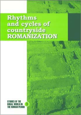 9788484582458: Rhythms and cycles of countryside Romanization