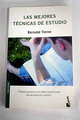 9788484602477: Las Mejores Tecnicas De Estudio (Spanish Edition)