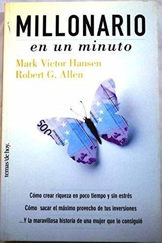 9788484602712: Millionario En UN Minuto (Spanish and Portuguese Edition)