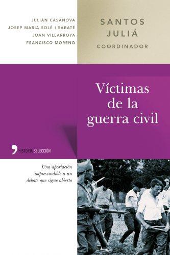 VÍCTIMAS DE LA GUERRA CIVIL.: JULIÁ, SANTOS ;