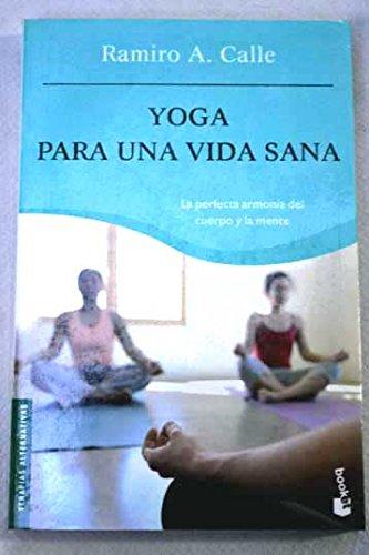 9788484603412: Yoga para una vida sana (Booket Logista)