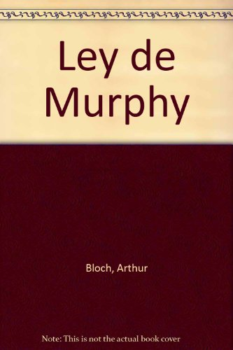 9788484604327: Ley de Murphy (Spanish Edition)