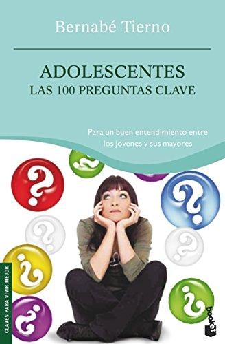 9788484605263: Adolescentes. Las 100 preguntas clave (Vivir Mejor)