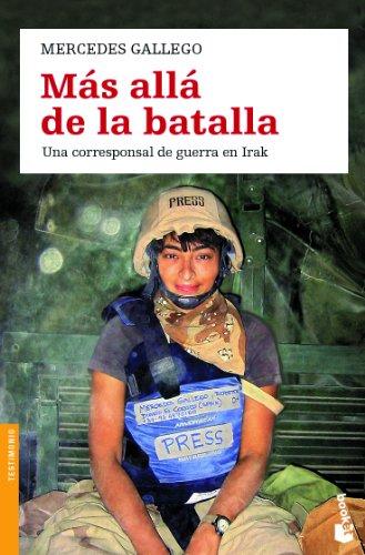 Más allá de la batalla : una: Mercedes Gallego Bazán