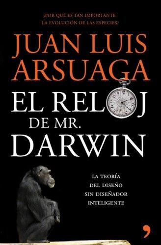 9788484607922: El reloj de Mr. Darwin