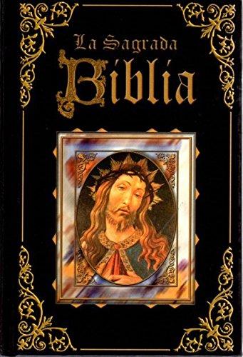9788484610786: Sagrada biblia, la (pequeña tela)