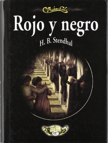 9788484610922: Rojo Y Negro