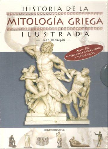 9788484611165: Historia de la mitologia griega ilustrada (2 tomos)