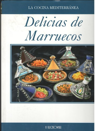 9788484612810: Delicias de marruecos (Cocina Mediterranea)