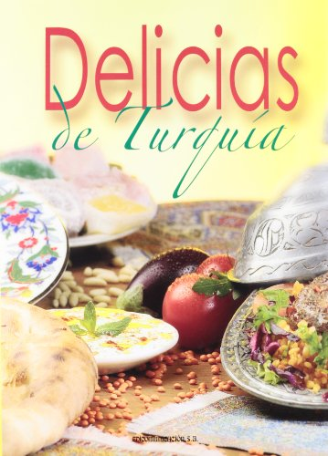 9788484612841: Delicias de Turquía (Cocina Mediterranea)