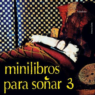9788484640493: Minilibros para soñar 3