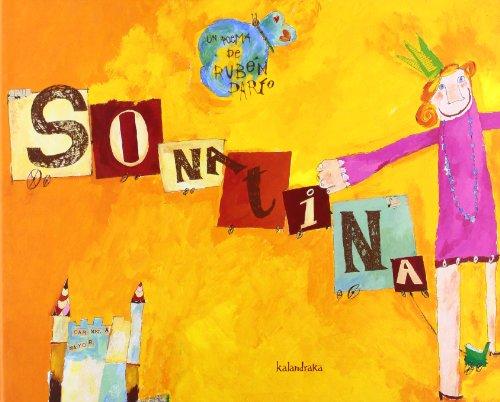 9788484641445: Sonatina (Castellano (kalandraka))