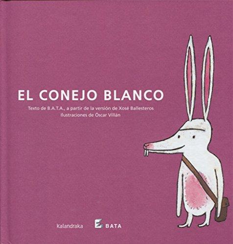 9788484642350: El conejo blanco / The White Rabbit (Spanish Edition)