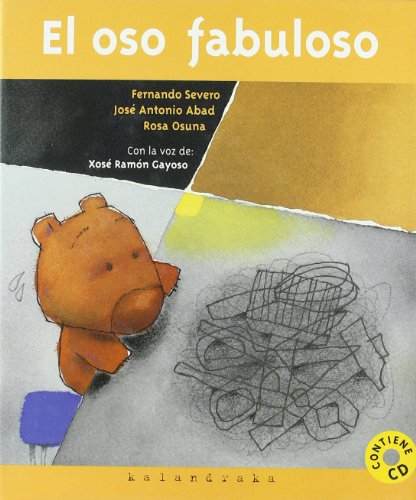 9788484645177: Oso Fabuloso, El - Con CD (Spanish Edition)