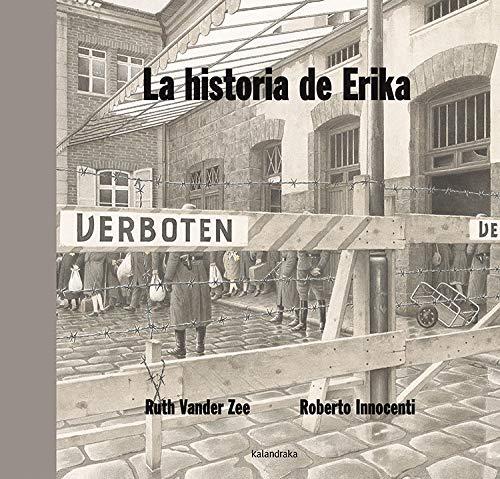 9788484645214: La historia de Erika (libros para soñar)