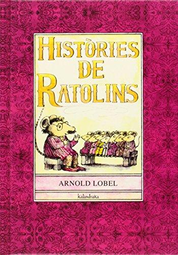 9788484645801: Històries de ratolins (Llibres per a somniar)