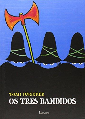 9788484646204: Os tres bandidos (Tras os montes)