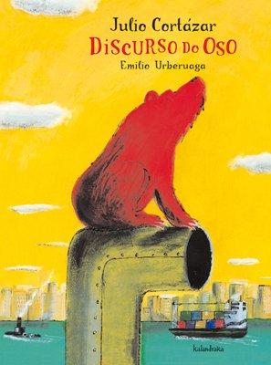 9788484646587: Discurso do oso (Fóra de colección)
