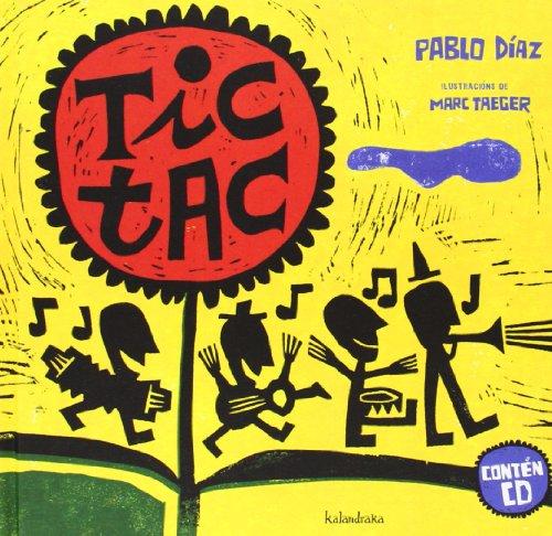 9788484647010: Tic-Tac (Libro-disco)