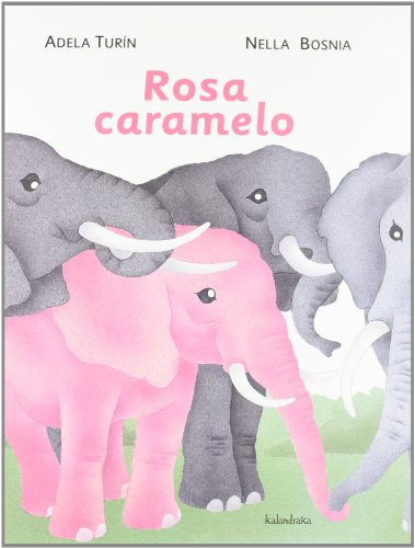 9788484647980: Rosa caramelo / Sweet Pink (Spanish Edition)