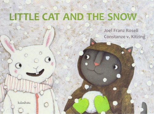 9788484648086: Little cat and the snow (books for dreaming)