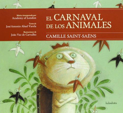 9788484648222: El Carnaval De Los Animales (+CD) (Libro-disco)