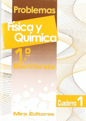 9788484650683: Física y química, 1 Bachillerato. Cuaderno 1. Problemas