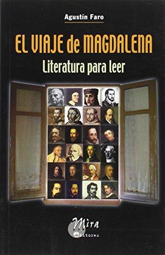 9788484652748: El viaje de Magdalena : literatura para leer