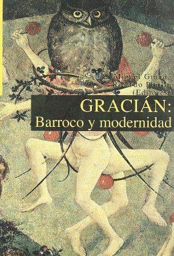 9788484681236: Gracián: Barroco y modernidad (Fuera de colección)