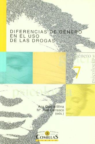 9788484682059: Diferencias de género en el uso de las drogas (Género y Psicología)