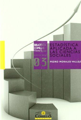 9788484682363: Estadistica aplicada a las ciencias sociales/ Applied Statistics of Social Science (Spanish Edition)