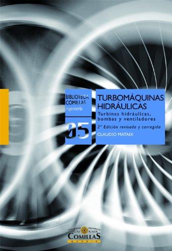 Turbomáquinas hidráulicas: Mataix Plana, Claudio