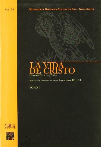 9788484682790: La vida de Cristo (Vol. 1 y Vol. 2) (Monumenta Historica Societatis Iesu)