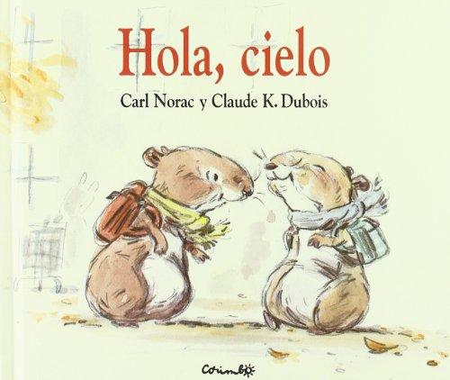 9788484702252: HOLA CIELO - cartoné -