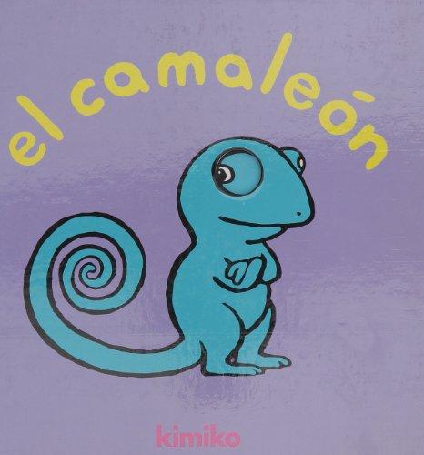 9788484702290: EL CAMALEON (Kimiko)