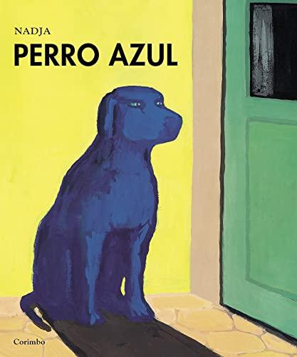9788484702566: PERRO AZUL - CARTONE (Álbumes ilustrados)