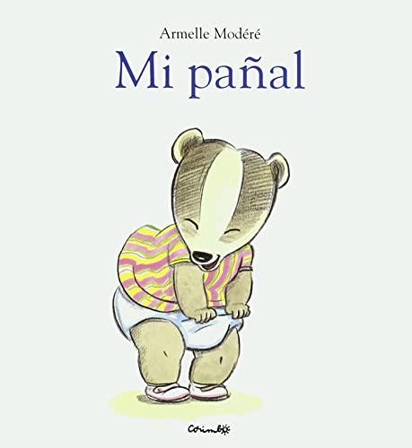 9788484702702: Mi panal/ My Diaper (Spanish Edition)