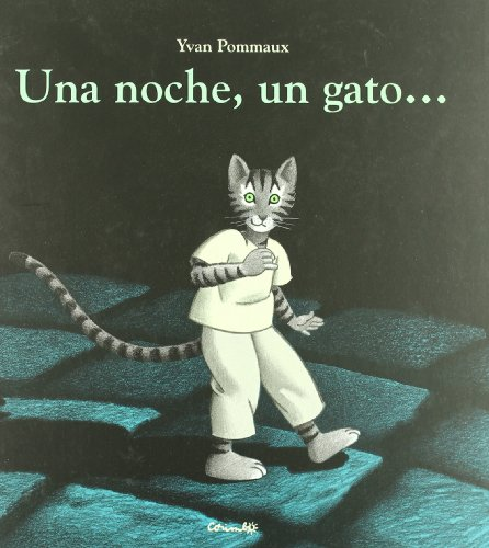 9788484703167: Una noche, un gato/ One night, a cat (Spanish Edition)