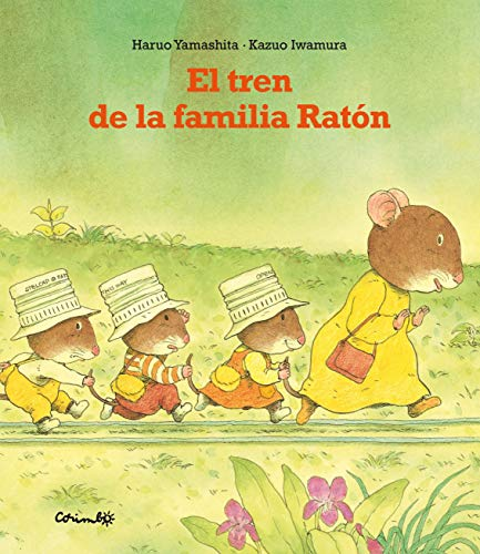 9788484703174: EL TREN DE LA FAMILIA RATÓN