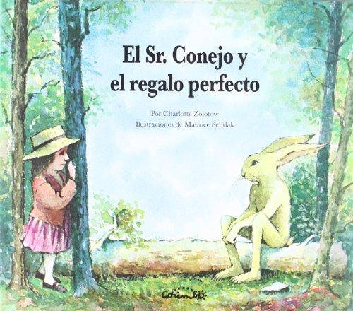 9788484704317: El Sr. Conejo y el regalo perfecto (Álbumes ilustrados) (Spanish Edition)