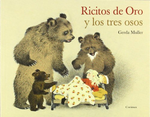 9788484704386: Ricitos de oro (Spanish Edition)