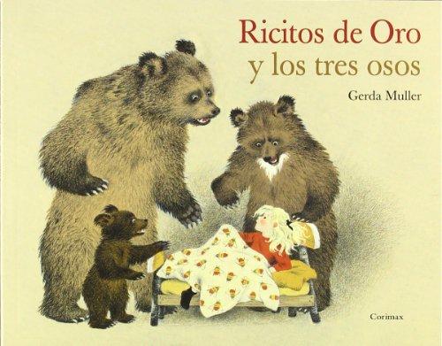 9788484704386: Ricitos de Oro Y Los Tres Osos (Lutin)